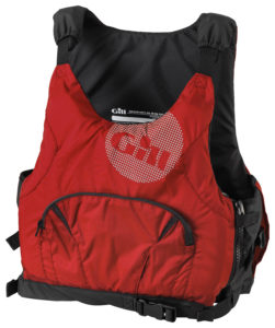 4916 Pro Racer Buoyancy Aid_ New Red_front