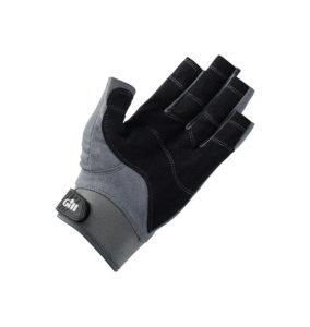 7042_Deckhand Gloves - Short Finger_Grey_2