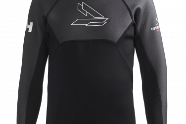 muta neoprene Helly Hansen Blackline wet suit top